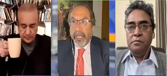 Wajahat Masood's Reply to Hassan Nisar For Bashing Democracy & Reema Omer