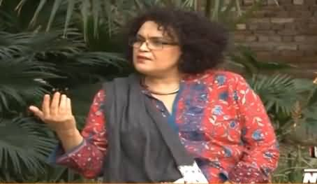 Waqt Special 28th February 2015 Ghinwa Bhutto Exclusive Interview