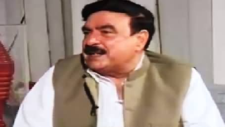 Waqt Special (Sheikh Rasheed Exclusive Interview) – 13th August 2015