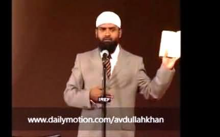 Was Quran Copied From Bibel, Watch A Very Logical and Informative Answer
