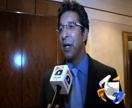 Waseem Akram Pointing Out the Faults in Pakistani Cricket & Giving Some Solutions