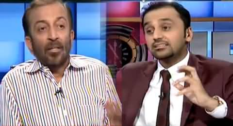 Waseem Badami's Mouth Breaking Reply to Farooq Sattar on Saying That No Terrorist Found At 90