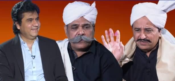 Wassi Shah, Agha Majid And Honey Albela's Latest Comedy Show