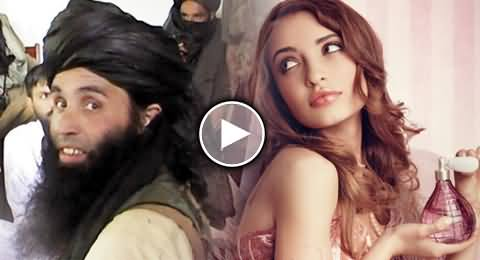 Watch A Glimpse of Taliban's Colorful Life, They Always Use American Products