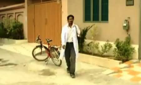 Watch Future of Pakistani Doctors Due to Unemployment, Very Funny Video