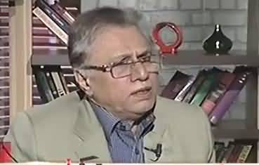 Watch Hassan Nisar reponse on Nawaz Sharif speech