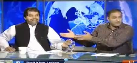 Watch How Abid Sher Ali Jumping on What Happened With Imran Khan in Bannu