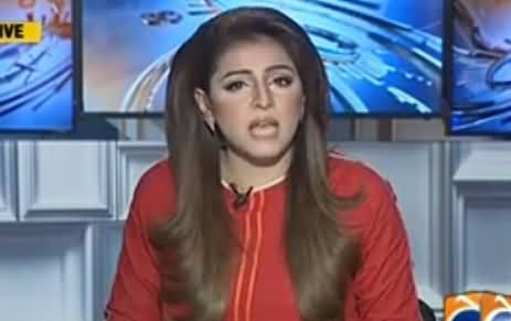 Watch How Ayesha Ehtisham Badly Bashing Shahbaz Sharif