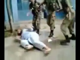 Watch How Pakistani Security Forces Brutally Interrogating the Innocent Pakhtoons