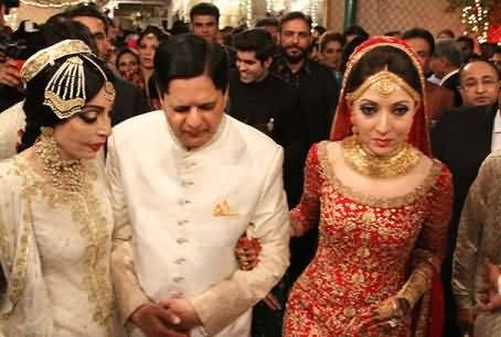 Watch Sharmila Farooqi's Wedding Pictures With Her Husband & Family Members