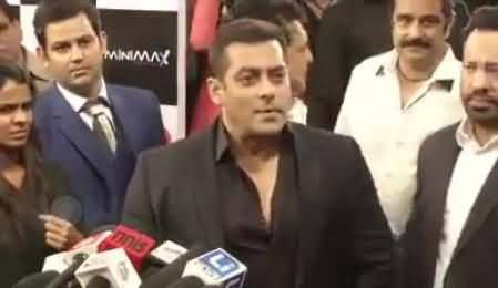 Watch The Reaction of Salman Khan When Journalist Asked That His Sister is Pregnant