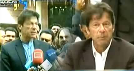 Watch This Shocking Video of Imran Khan's Love Affair with Taliban