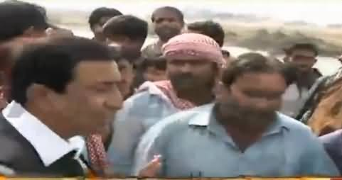 Watch What People Did With DC Jamshoro When He Reached There