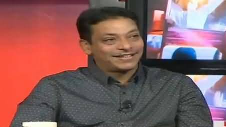Watch What Zulfiqar Mirza Saying About Faisal Raza Abidi on His Face