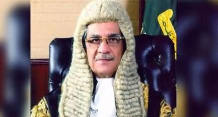 We Can Collect 36 Billion Rs. For Dam If We Impose Tax on Mobile Cards - Chief Justice