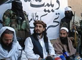 عوامی مقامات پر دھماکے ہم نہیں بلکہ خفیہ ادارے کرتے ہیں ۔ حکیم اللہ محسود