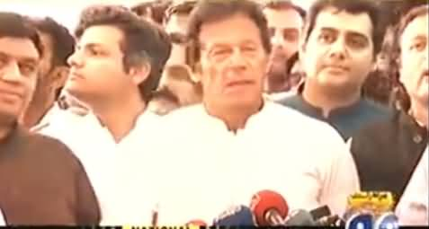 We Shall Start Election Campaign After Panama Case Judgement - Imran Khan