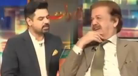 We Should Give A Chance To Imran Khan - Late Qazi Wajid Views About Imran Khan