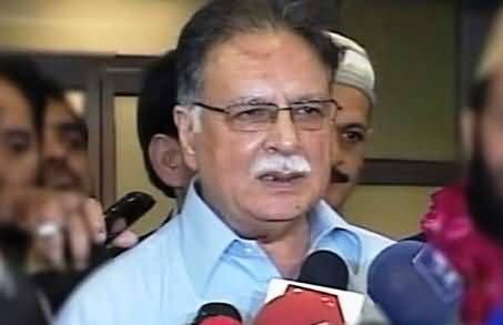We Will Not Ban Any Media Group Including Geo and Jang - Pervez Rasheed