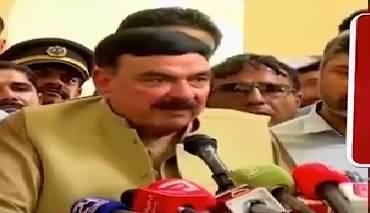 We Will Not Take Any Revenge In Railways _ Sheikh Rasheed