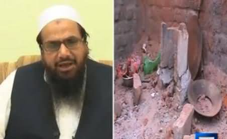 We Will Not Tolerate Indian Army Aggression, Hafiz Saeed Gives Strong Message to India