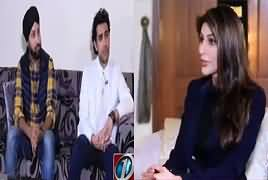 Weekend With Hina (Guest: Josh Band) – 15th April 2018