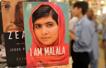 Western Media started Propaganda Against Islam on Banning Malala's Book by Private Schools in Pakistan