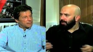 What about the gambling procedure which you wrote in your book??? Imran Khan reveals the actual story