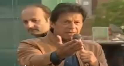 What Cameraman Said On Imran Khan Words