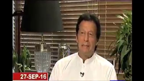 What did Imran Khan say about Reham's upcoming book back in 2016? Watch here