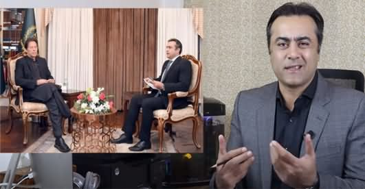 What Happened Before And After Interview with PM Imran Khan - Mansoor Ali Khan Shares Details