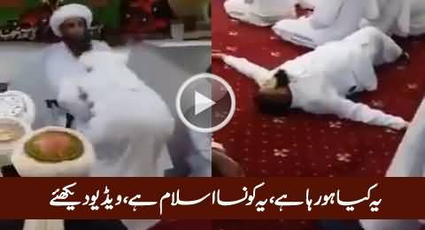 What Is Going On? What Kind of Islam Is This? Watch This Shocking Video