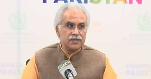 What Is The Latest Situation Of Coronavirus Outbreak In Pakistan? Dr. Zafar Mirza Media Briefing