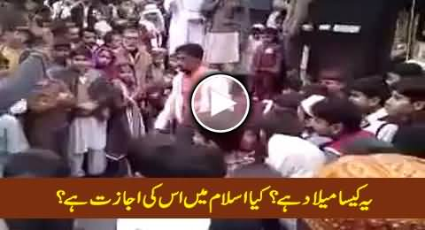 What Kind of Milaad Is This, Is It Allowed in Islam, Watch and Decide
