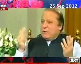 What Mian Nawaz Sharif Said Before Elections and After Elections - A Comparison by Kashif Abbasi