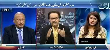 What Will Happen to PTI And PPP Petitions in ECP? Dr Shahid Masood's Analysis