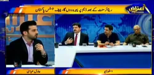 When Imran Khan started politics, people said that it is Pagal Khan, it would not be even MNA- Hamid Mir