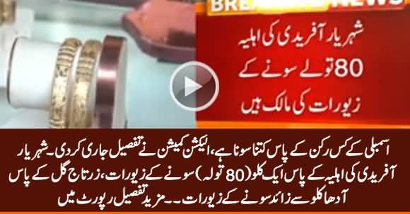 Which MNA Holds How Much Gold? ECP Releases The Details