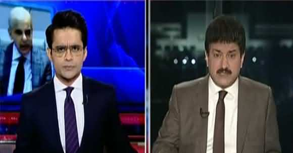 Who Is Behind Conspiracy To Remove Imran Khan From PM Ship ? Hamid Mir Reveals