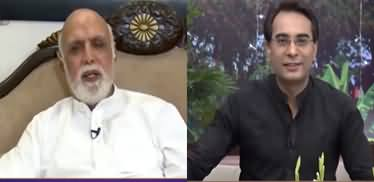 Who Is Best Host Among Politicians? Haroon ur Rasheed's Reply