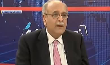 Who Is Controlling Punjab Govt? Listen Najam Sethi Analysis