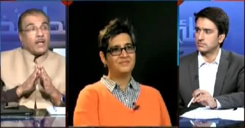 Who Killed Social Activist Sabeen Mehmud - Mujeeb-ur-Rehman Shami Analyzing