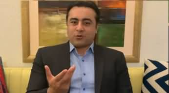 Who Uses Foul Language Against Anchors - Mansoor Ali Khan Tells Details