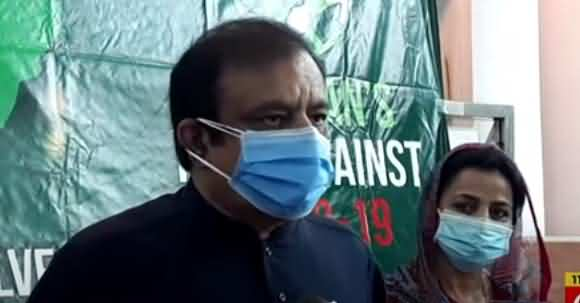 Whole World Followed Imran Khan's Vision Of Smart Lockdown - Shibli Faraz Media Talk