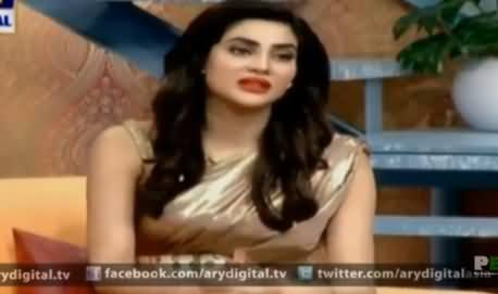 Why Actress Fiza Ali Left Morning Show, Watch Her Strange Reply