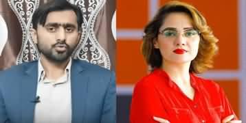 Why Anchor Gharida Farooqi In News Again - Siddique Jan Tells Details