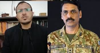Why Army Removed Maj. General Asif Ghafoor From The Post of DG ISPR?