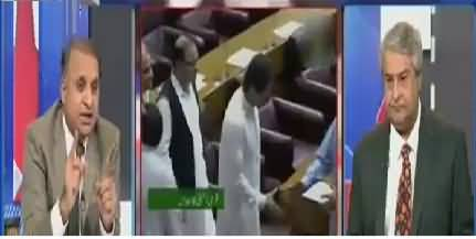 Why Did Imran Khan Come In Parliament - Rauf Klasra Reveals