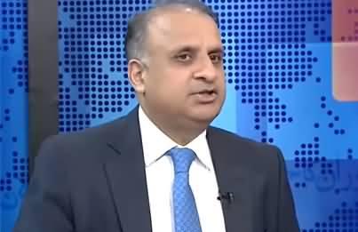 Why Nawaz Sharif Didn't Speak in Karachi Jalsa - Rauf Klasra Tells Inside Story