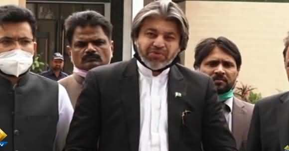 Why PMLN Is Standing With Akbar S Babar In Foreign Funding Case Against PTI? Ali Muhammad Khan Raised Question